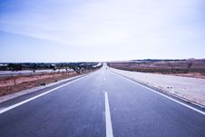 Free Hi Way Road Royalty Free Stock Image - 109921716