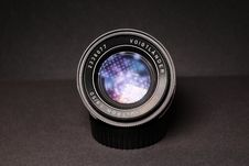 Free Close-Up Photography Of Black Dslr Camera Lens Royalty Free Stock Photo - 109921945