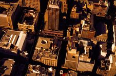 Free Aerial Photography Of High Rise Buildings Royalty Free Stock Photo - 109922435