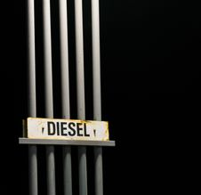 Free Diesel Signage Stock Photos - 109922483