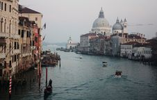 Free Venice Grand Canal Royalty Free Stock Images - 109922929