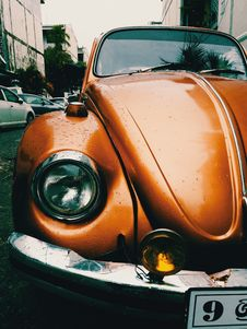 Free Close-Up Photography Of Volkswagen Beetle Stock Photography - 109923042