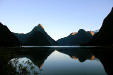 Free Scenic View Of Mountains Under Clear Sky Stock Photos - 109923093