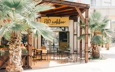 Free Rio Coffee Restaurant Stock Photography - 109923202