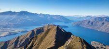 Free Aerial View Of Mountain Royalty Free Stock Photos - 109923488