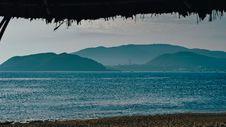 Free Scenic View Of Ocean Stock Photos - 109923743