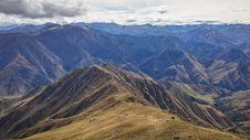 Free Mountain Range Stock Photography - 109923822