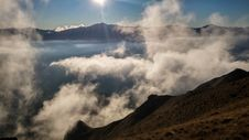 Free Sea Of Clouds Stock Photo - 109924080