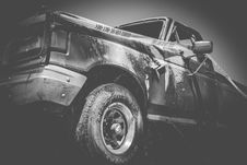 Free Single-cab Pickup Truck Royalty Free Stock Images - 109924459