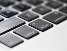 Free Close-Up Photography Of Macbook Keyboard Royalty Free Stock Image - 109924706