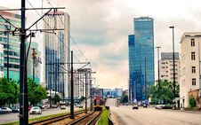Free High Rise Buildings Under Gray Cloudy Sky Stock Photography - 109924972