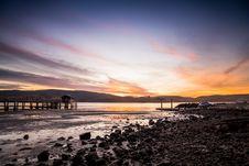 Free Blue Sky On Seashore Royalty Free Stock Photo - 109925975