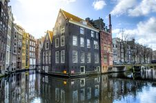 Free River Beside Houses Stock Photos - 109926763