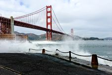Free Architectural Photography Of Golden Gate Bridge, San Francisco Royalty Free Stock Photos - 109926878