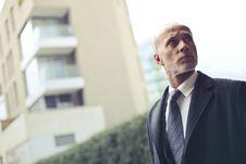 Free Photo Of Old Man Wearing Formal Coat Stock Image - 109926911