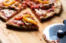 Free Pizza Slice Royalty Free Stock Photos - 109926998