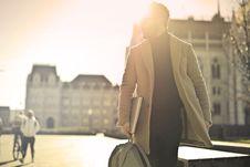 Free Photo Of Man Wearing Brown Coat Royalty Free Stock Image - 109927176