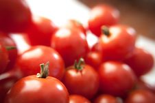 Free Close-up Photography Of Tomatoes Royalty Free Stock Photography - 109927477