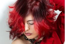 Free Hair, Red, Human Hair Color, Red Hair Royalty Free Stock Photos - 109933208