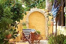 Free Property, Courtyard, Home, Hacienda Royalty Free Stock Photos - 109933418