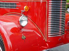 Free Fire Engine Royalty Free Stock Images - 110649