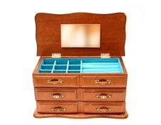 Free Miniature Dresser 3 Stock Image - 114721