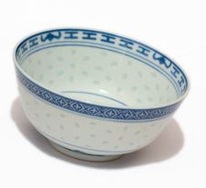 Free Chinese Bowl Stock Photography - 114942