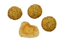 Free Poppyseed Muffins Stock Images - 115374