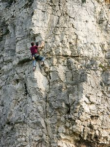 Free Climber Stock Photos - 116593
