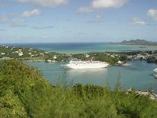 Free Cruise Ship Royalty Free Stock Image - 117806