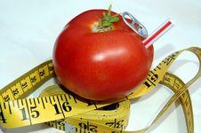 Free Tomato Drink Royalty Free Stock Photos - 117868