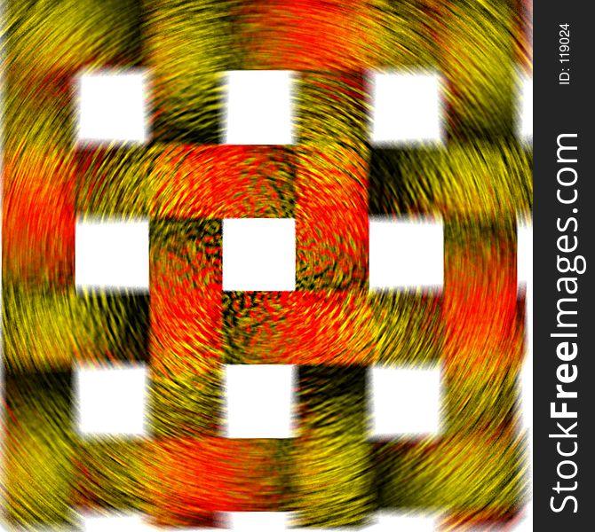 Blury squares