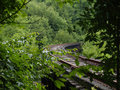 Free Wooded Railroad Stock Photo - 1103830