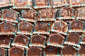 Free Lobster Pots Royalty Free Stock Photos - 1109358