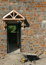 Free Unfinished Entrance Stock Photography - 1109462