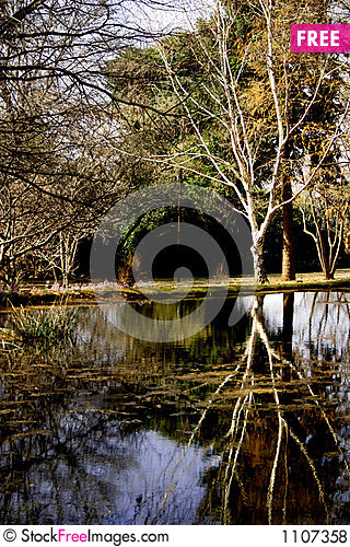 Free Peaceful Spring Day Royalty Free Stock Photos - 1107358