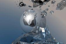 Free Crystal Royalty Free Stock Photos - 1100028