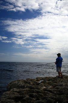 Free Fishing Royalty Free Stock Image - 1102106