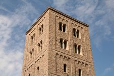 Free Church Tower Stock Photography - 1102752