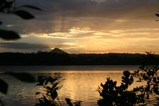 Free Noosa Sunset Stock Photography - 1102932