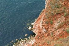 Free KALIAKRA - Sea Meets Rocks :) Stock Image - 1103211