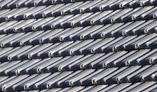 Rooftop Tiles Stock Photo
