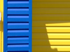 Free Blue And Yellow Stock Photos - 1104243