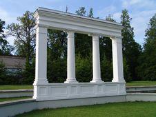Free Columns Stock Image - 1104391