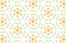 Free Flower Background Royalty Free Stock Photos - 1104578