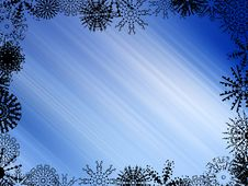 Free Winter Background Royalty Free Stock Photo - 1104835