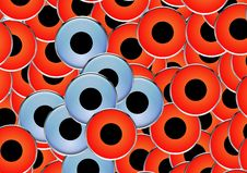 Free Cells 5 Royalty Free Stock Photo - 1105165