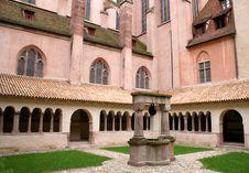 Free Monastery Stock Image - 1105271