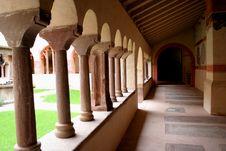 Free Monastery Stock Photo - 1105920