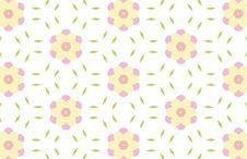 Free Flower Background Royalty Free Stock Photos - 1106138